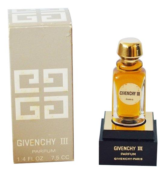 Купить Givenchy III: духи 7, 5мл