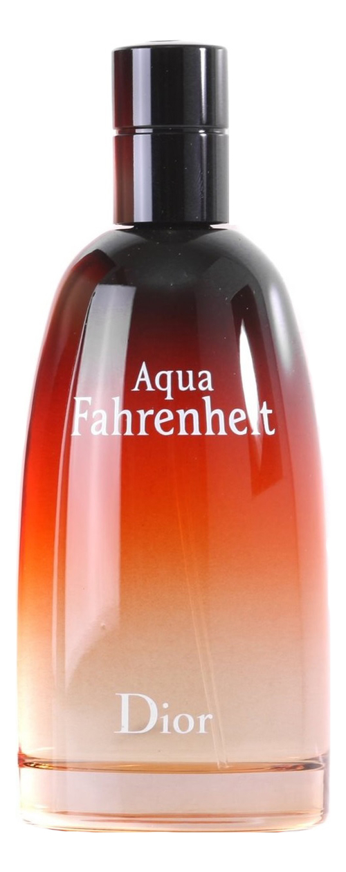 Fahrenheit Aqua: туалетная вода 75мл тестер versace gianni versace туалетная вода 75мл тестер