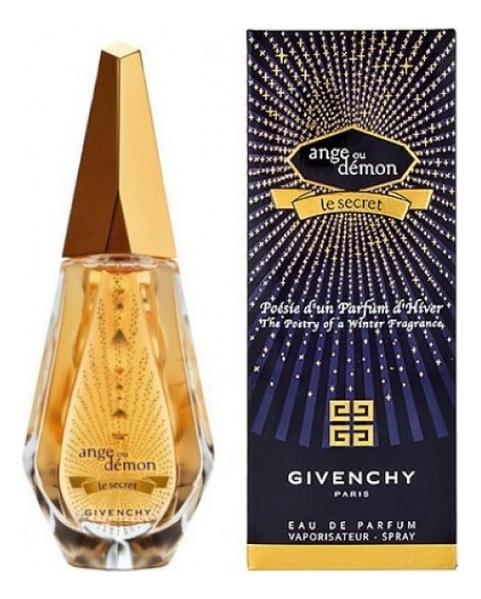 Ange ou Demon Le Secret Poesie d'un Parfum d'Hiver: парфюмерная вода 50мл недорого