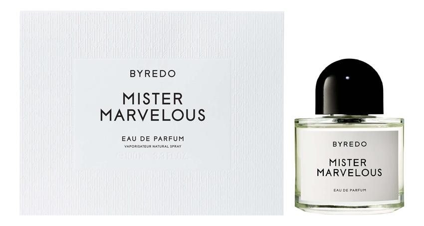 Mister Marvelous: парфюмерная вода 100мл perfectly marvelous парфюмерная вода 100мл