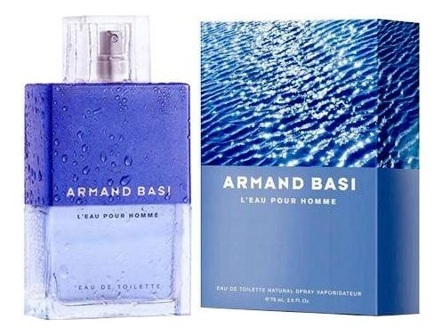 Купить L'Eau Pour Homme: туалетная вода 75мл, Armand Basi