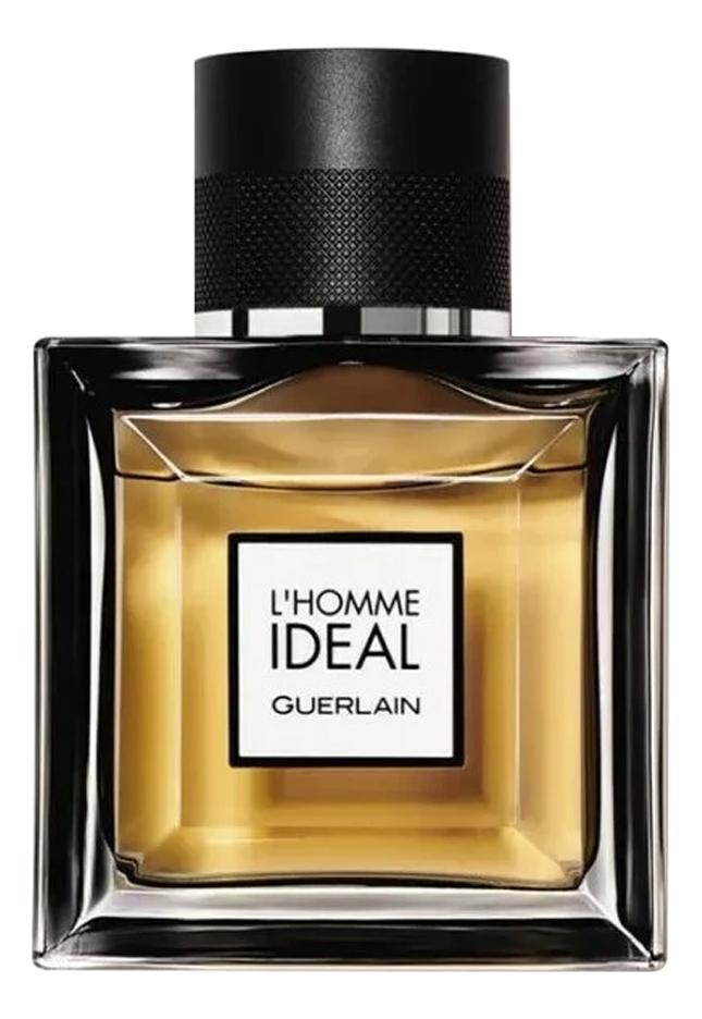 Guerlain L'Homme Ideal : туалетная вода 50мл тестер
