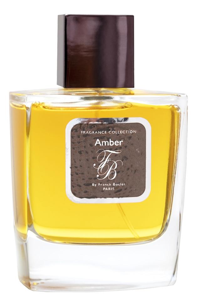 Franck Boclet Amber: парфюмерная вода 50мл