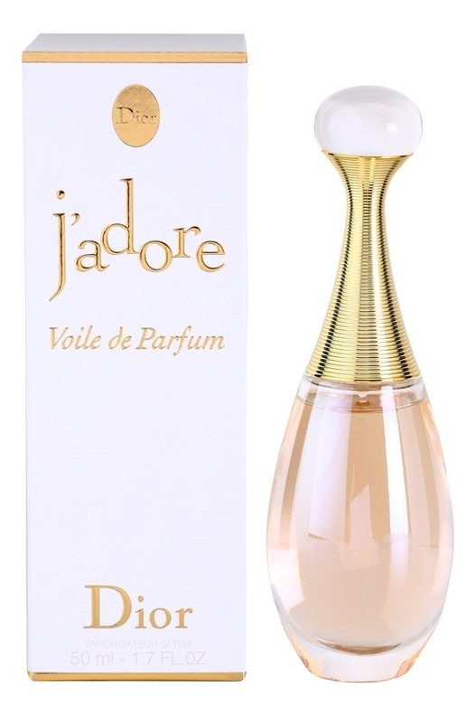 Christian Dior J'adore Voile De Parfum: туалетная вода 50мл christian dior jadore voile de parfum туалетные духи 100 мл
