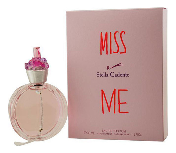 Miss Me for women: парфюмерная вода 30мл print collection stella 01 2015 парфюмерная вода 30мл
