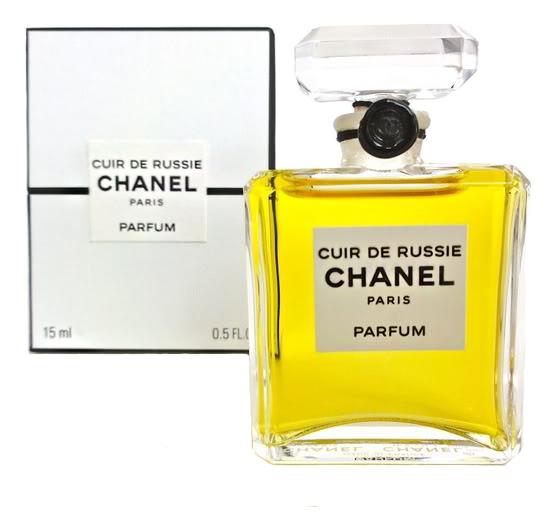 Chanel Les Exclusifs de Cuir Russie: духи 15мл