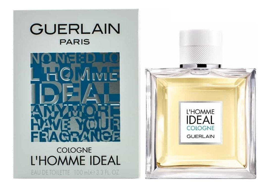 Купить L'Homme Ideal Cologne: туалетная вода 100мл, Guerlain
