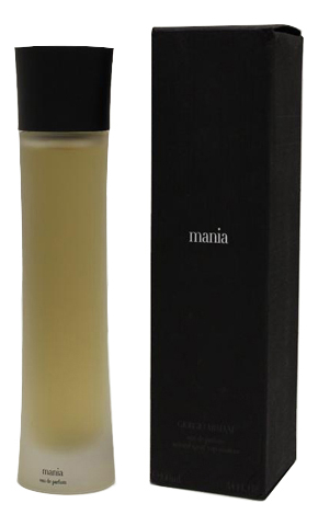 Armani Mania: парфюмерная вода 100мл фото