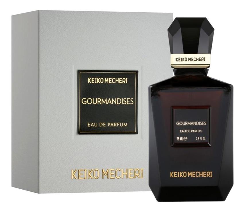 Gourmandises: парфюмерная вода 75мл gourmandises парфюмерная вода 75мл