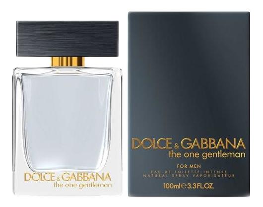 Dolce Gabbana (D&G) The One Gentleman: туалетная вода 100мл