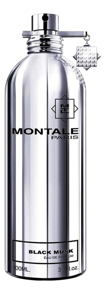 Фото - Black Musk: парфюмерная вода 100мл montale roses musk парфюмерная вода 100мл
