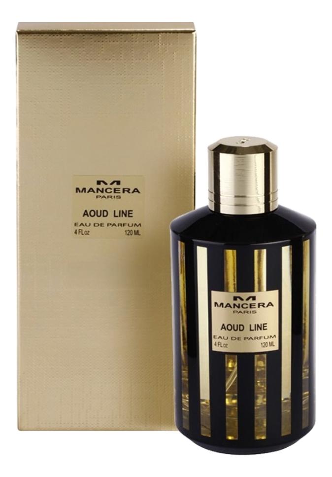 Купить Mancera Aoud Line: парфюмерная вода 120мл