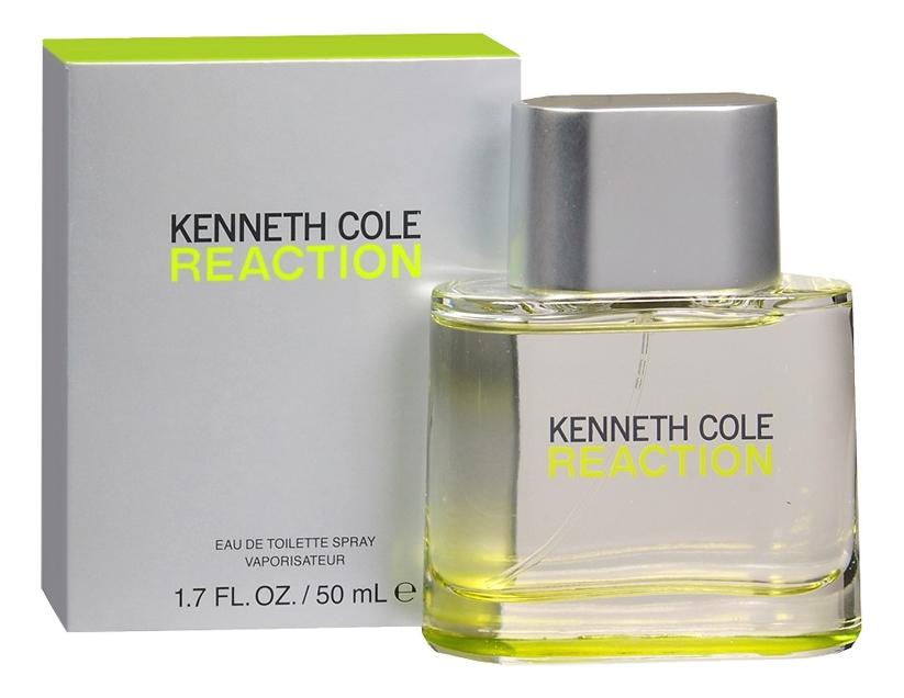 Купить Kenneth Cole Reaction for men: туалетная вода 50мл