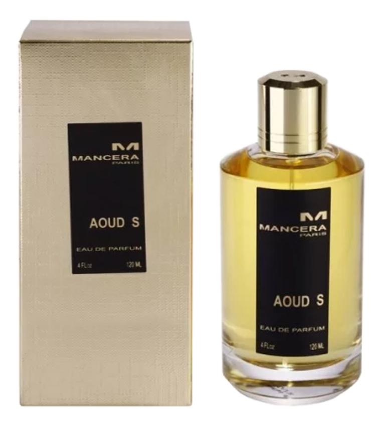 Mancera Aoud S: парфюмерная вода 120мл
