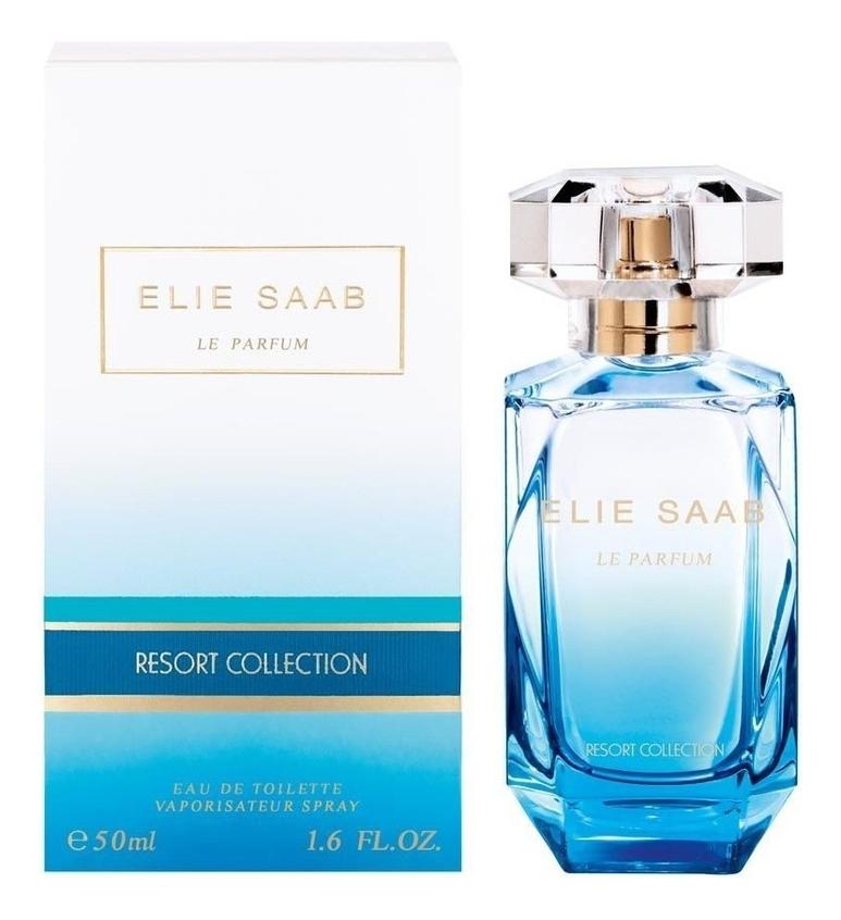 Elie Saab Le Parfum Resort Collection: туалетная вода 50мл elie saab le parfum in white туалетные духи 90 мл
