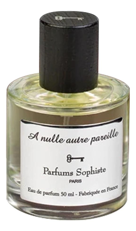 Parfums Sophiste A Nulle Autre Pareille: духи 50мл (люкс) фото