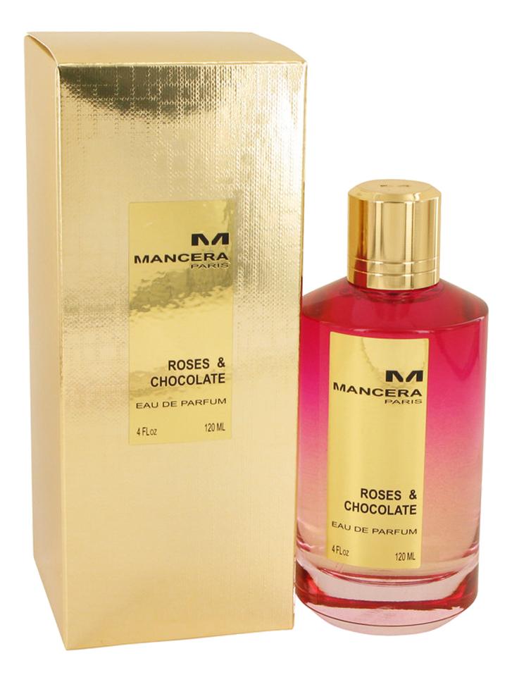 цена на Mancera Roses & Chocolate: парфюмерная вода 120мл