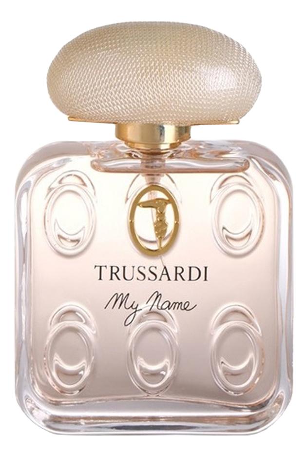 Trussardi My Name: парфюмерная вода 100мл тестер
