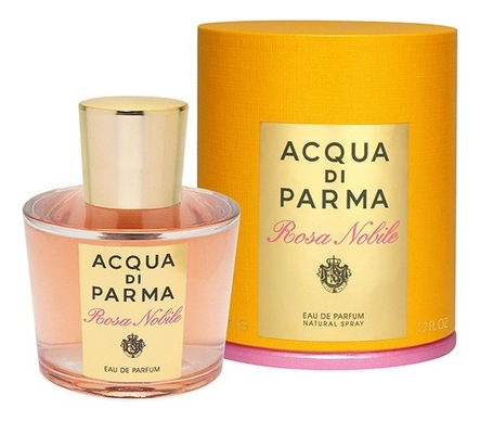 Acqua di Parma Rosa Nobile: парфюмерная вода 50мл acqua di parma rosa nobile парфюмерная вода