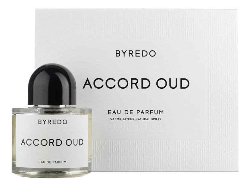Фото - Accord Oud: парфюмерная вода 50мл fantastic oud парфюмерная вода 50мл