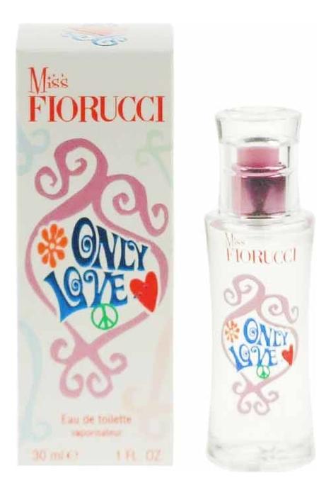 Fiorucci Miss Only Love: туалетная вода 30мл