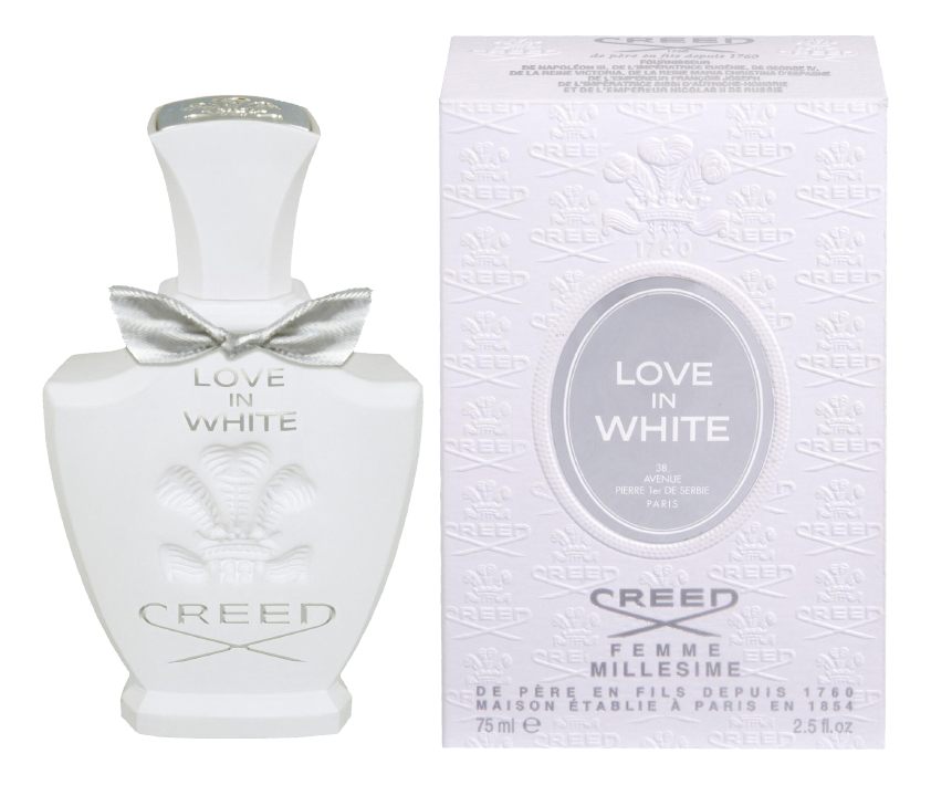 Creed Love In White: парфюмерная вода 75мл
