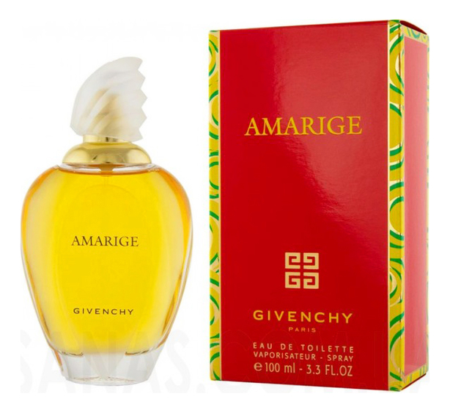 Givenchy Amarige: туалетная вода 100мл givenchy amarige духи 7мл