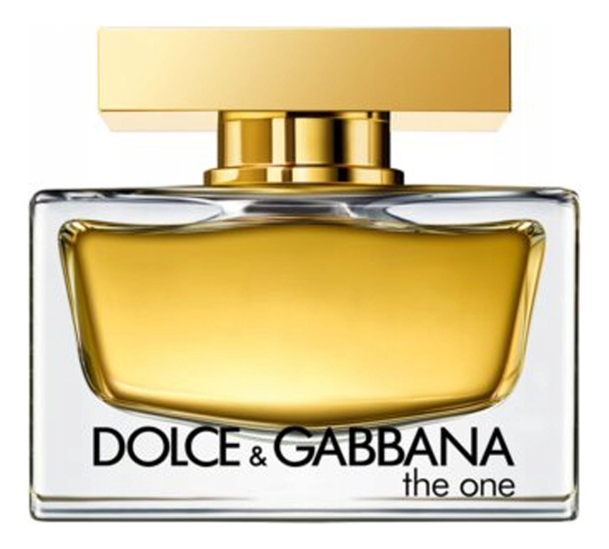 Фото - Dolce Gabbana (D&G) The One for Woman: парфюмерная вода 75мл тестер dolce and gabbana by dolce woman