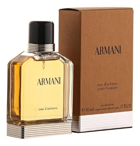 Купить Eau d'Aromes: туалетная вода 50мл, Giorgio Armani