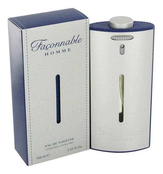 Faconnable Homme: туалетная вода 100мл faconnable faconnable femme