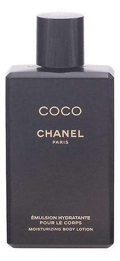 Chanel Coco: лосьон для тела 200мл coco chanel