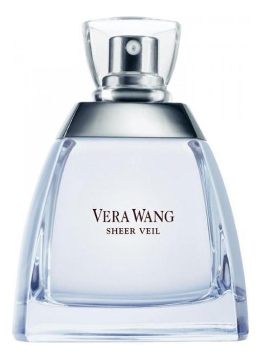Vera Wang Sheer Veil: парфюмерная вода 100мл тестер