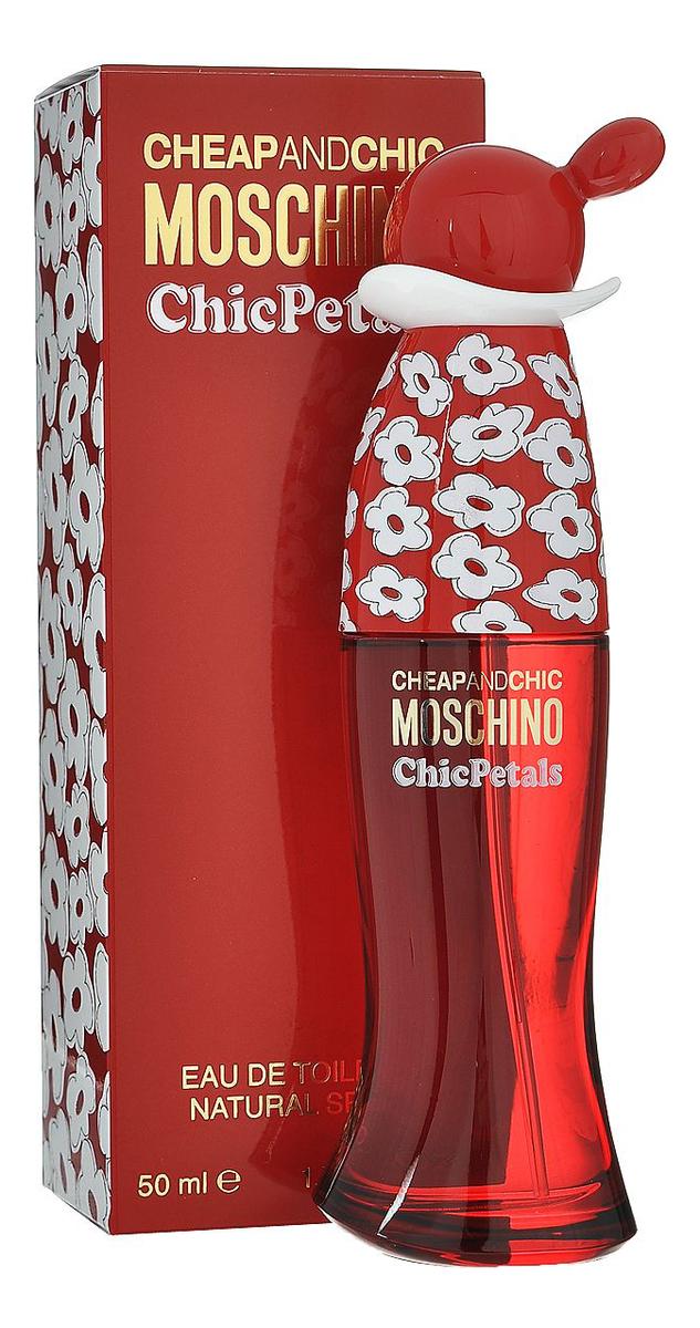 Moschino Chic Petals: туалетная вода 50мл