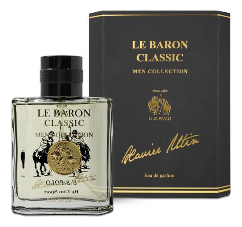 U.S. Polo Le Baron Classic men: парфюмерная вода 100мл