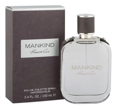 Купить Mankind: туалетная вода 100мл, Kenneth Cole
