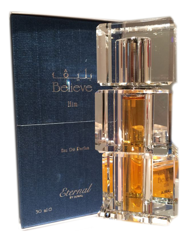 Купить Believe For Him: парфюмерная вода 30мл, Ajmal