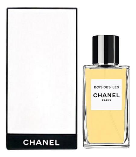 Купить Les Exclusifs de Chanel Bois Des Iles: туалетная вода 200мл