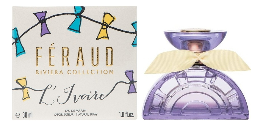 Купить Feraud Riviera Collection L' Ivoire: парфюмерная вода 30мл