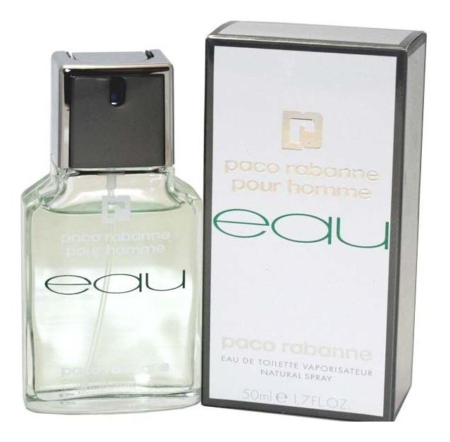 Купить Eau Pour Homme: туалетная вода 50мл, Paco Rabanne