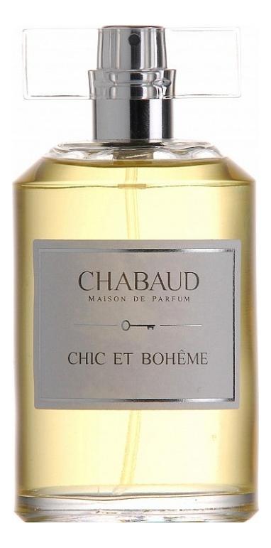 Chabaud Maison de Parfum Chic Et Boheme: парфюмерная вода 2мл chabaud maison de parfum lait de biscuit парфюмерная вода 2мл