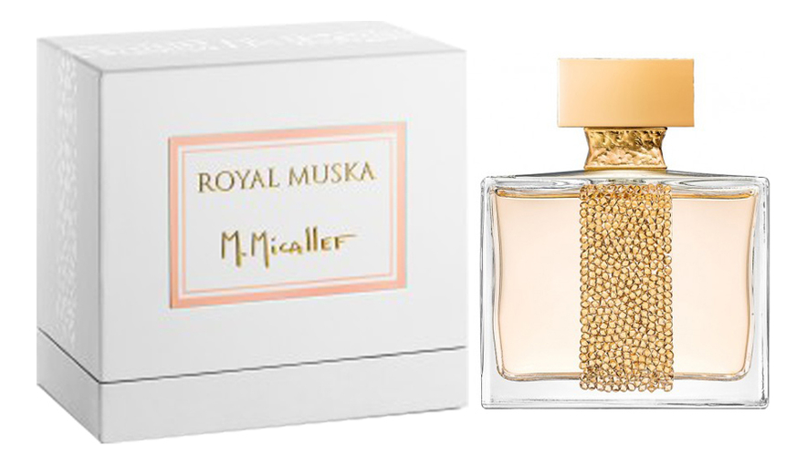 Фото - M. Micallef Royal Muska: парфюмерная вода 100мл muska