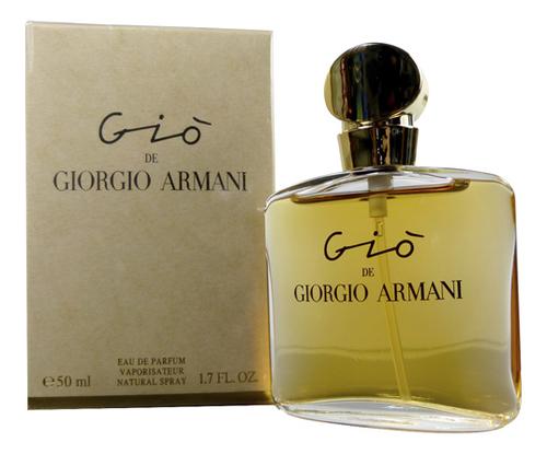 цена на Armani Gio: парфюмерная вода 50мл