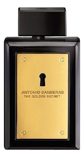 Antonio Banderas Golden Secret: туалетная вода 100мл тестер women secret feminine туалетная вода 100мл тестер