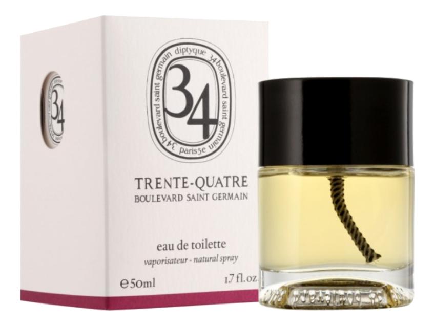Фото - 34 boulevard Saint Germain: туалетная вода 50мл parfum officiel du paris saint germain туалетная вода 50мл