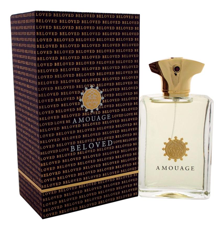 Beloved For Men: парфюмерная вода 100мл beloved for men парфюмерная вода 100мл
