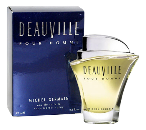 Deauville pour homme: туалетная вода 75мл недорого