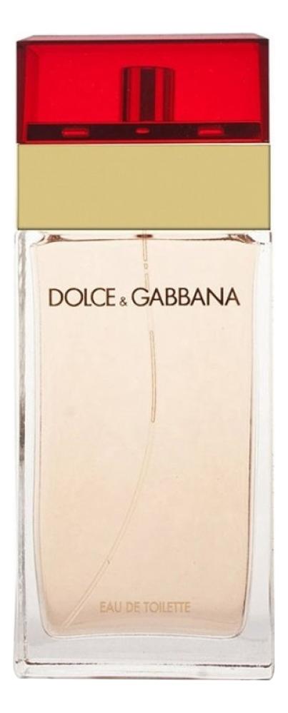 Dolce Gabbana (D&G) Women: туалетная вода 100мл тестер