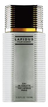 Ted Lapidus Lapidus Pour Homme: туалетная вода 100мл тестер ted lapidus vu par ted lapidus туалетная вода 240мл тестер