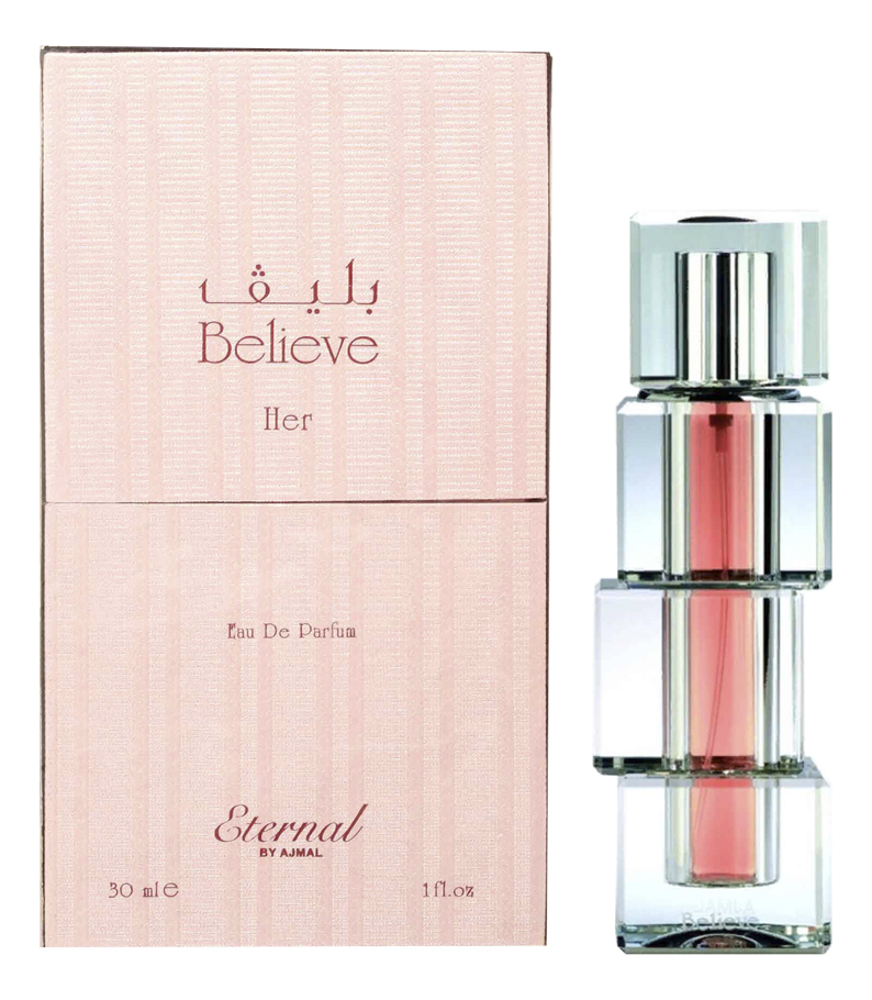 Ajmal Believe for Her: парфюмерная вода 30мл ajmal shadow for her парфюмерная вода 1 5мл