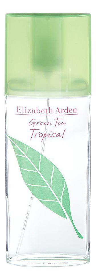Green Tea Tropical: туалетная вода 100мл тестер elizabeth arden green tea lavender туалетная вода 100мл тестер